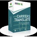 Tłumaczenie przewoźników PrestaShop
