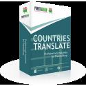 Tłumaczenie krajów PrestaShop