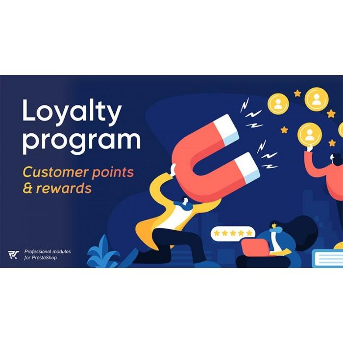 PrestaShop Loyalty points