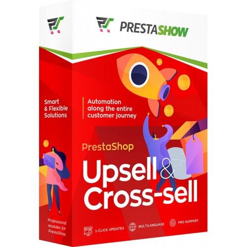 PrestaShop Upsell & Crossell