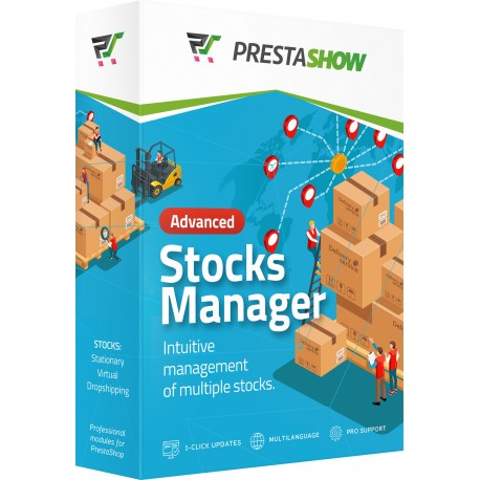 PrestaShop Advanced Stock Management