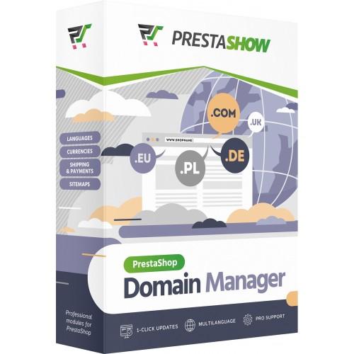PShow Domain Control