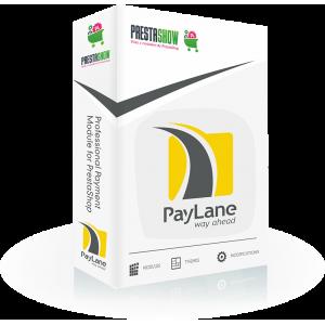 PayLane - nowoczesne płatności dla PrestaShop